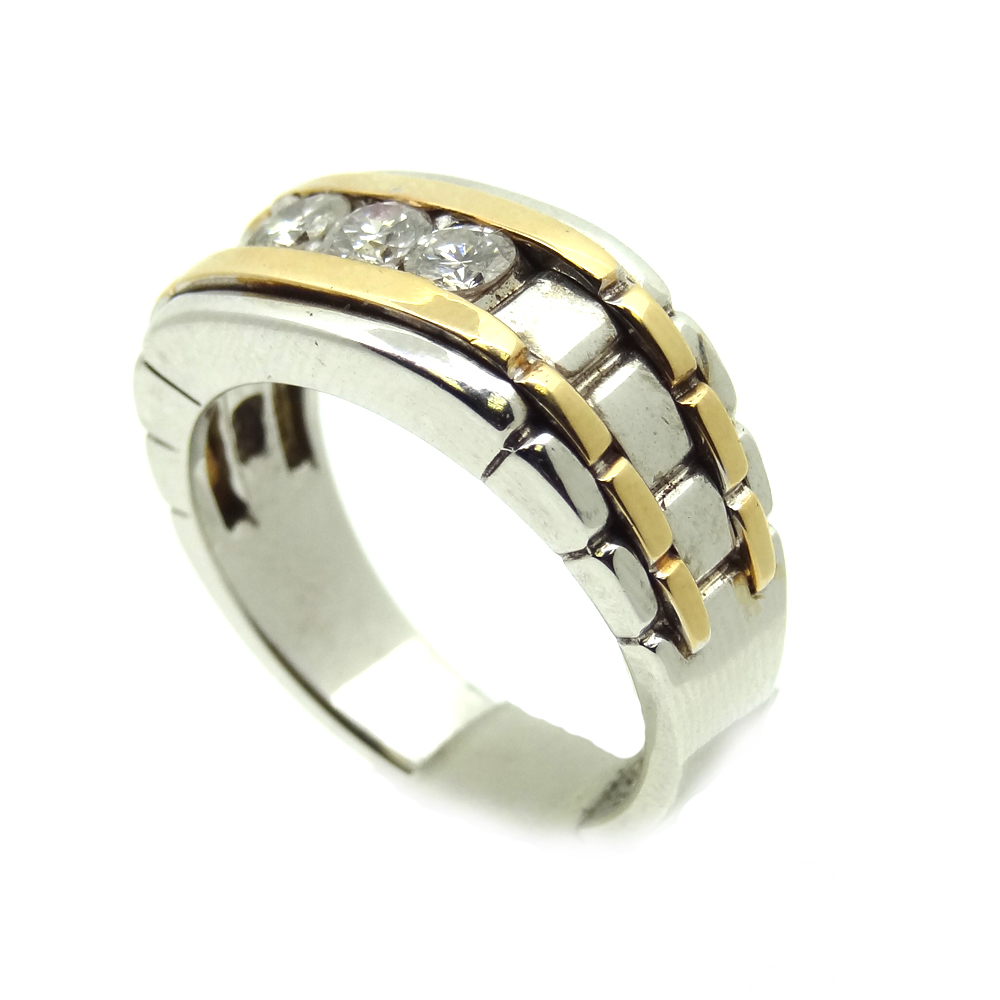 GOLD GENTS Ring - West2Jewellers
